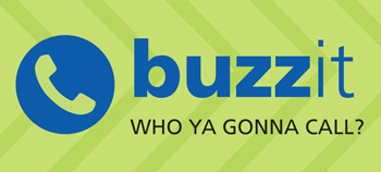 Image: Buzz It card logo  Link to child page: Services and support