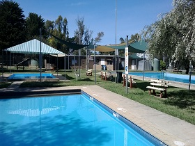 Image of Harcourt Swimming Pool
